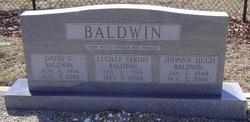 Lucille <I>Verdin</I> Baldwin
