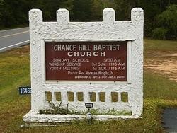 Chance Hill Baptist Church Cemetery