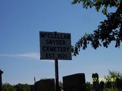 McClellan Snyder Cemetery