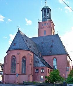 Darmstadt (Stadtkirche)
