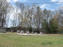 Sandy Cross Wesleyan Church Cemetery