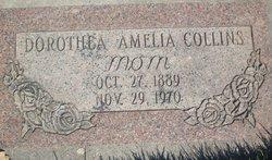 Dorothea Amelia <I>Arntsen</I> Collins