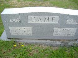 C. Anna Dame