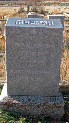 Martha Kopman