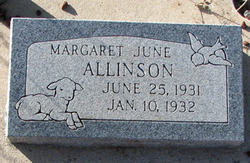 Margaret June Allinson