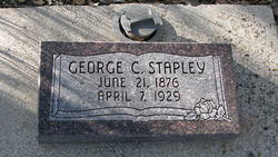 George Clarence Stapley