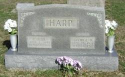 Rhoda Elsie <I>Todd</I> Harp