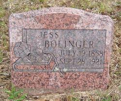Jess Bolinger