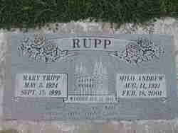 Milo Andrew Rupp