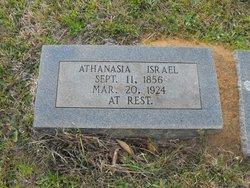 Athanasia <I>Dugan</I> Israel