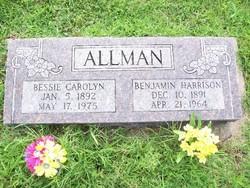 Benjamin Harrison Allman