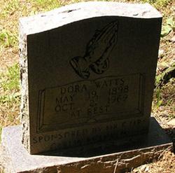 Dora Watts