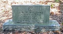 Leroy L Williams