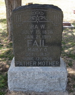 Mary Obedience <I>Smith</I> Fail
