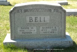 David McConnell Bell