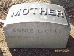 Annie L Ogle