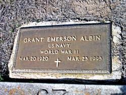 Grant Emerson Albin