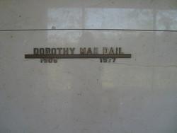 Dorothy Mae <I>Cook</I> Dail