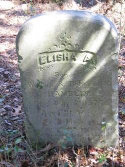 Elisha A Hamblin