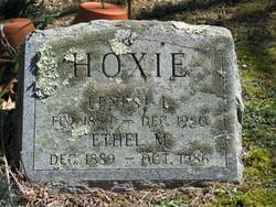 Ethel M Hoxie