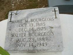 Marie <I>McBride</I> Bourgeois