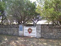 Marschall Meusebach Cemetery