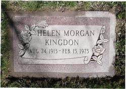 Helen Arena <I>Morgan</I> Kingdon