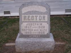 Joseph W Rector