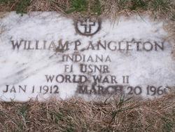 William P Angleton