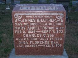 Mary Alice <I>Angleton</I> Luther