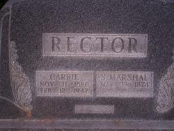Carrie Rector
