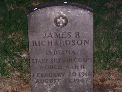 James R Richardson