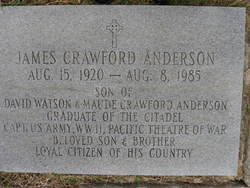 James Crawford Anderson