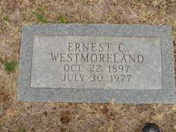 Ernest Clovis Westmoreland