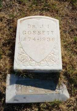 Dr John Irvin Gossett