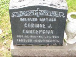 Corinne J Concepcion