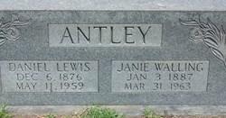 Daniel Lewis Antley