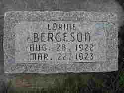 Lorine Bergeson