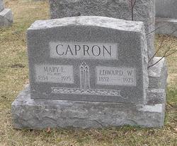 Edward W. Capron
