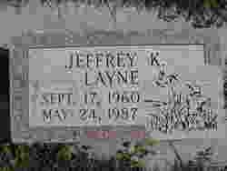 Jeffrey K. Layne