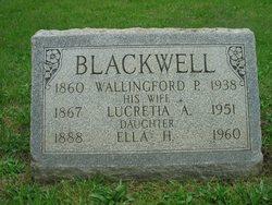 Wallingford P. Blackwell
