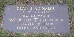 Dean J. Adinamis