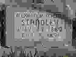 Alexander Schoby Standley