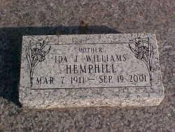 Ida Josephine Hemphill
