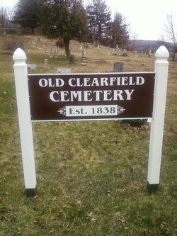 Old Clearfield Cemetery