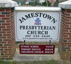 Jamestown Presbyterian Church Cemetery