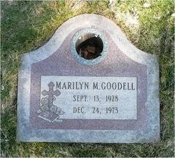 Marilyn M <I>McDonald</I> Goodell