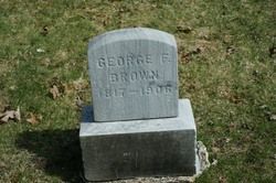 George F Brown