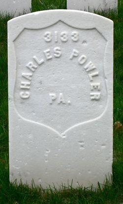 Pvt Charles Powler