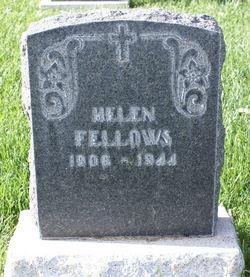 Helen <I>Mullineaux</I> Fellows